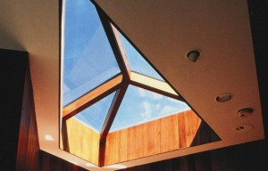 Triangle Skylight - Residential
